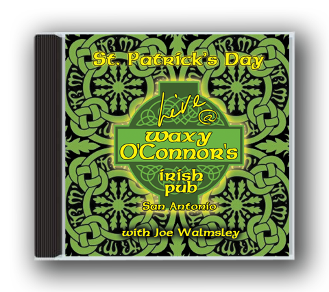 Live At Waxy O'Connor's CD