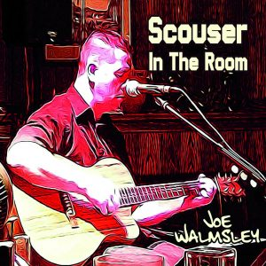 Scouser In The Room CD